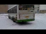 паралельная парковка на автобусе 2