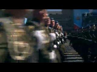 Военный парад, посвященный 68-й годовщине Победы в ВОВ 1941-1945 г (2013)